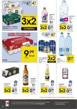 Ofertas de Cerveza de importación en Eroski