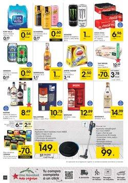 Ofertas de Bebida energética en Eroski