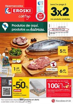 Ofertas de Hiper-Supermercados en el catálogo de Eroski ( 8 días más)