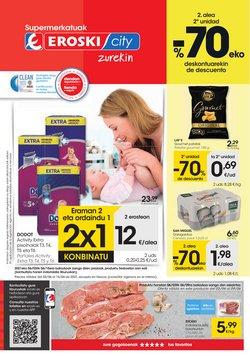 Ofertas de Juguetes y Bebés en el catálogo de Eroski ( 3 días más)