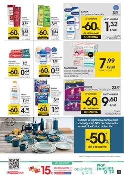 Ofertas de Sanex en el catálogo de Eroski ( Caduca hoy)