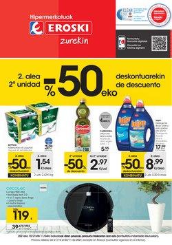 Catálogo Eroski ( 9 días más)