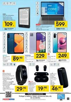 Ofertas de Samsung en el catálogo de Eroski ( 8 días más)