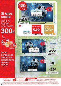 Ofertas de Samsung en el catálogo de Eroski ( 2 días más)