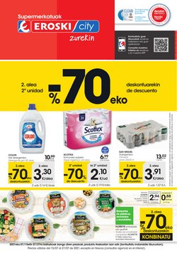 Ofertas de Eroski en el catálogo de Eroski ( 4 días más)