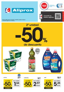 Ofertas de Hiper-Supermercados en el catálogo de Eroski ( Publicado hoy)