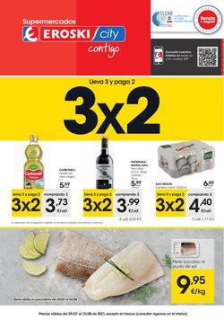 Ofertas de Hiper-Supermercados en el catálogo de Eroski ( 6 días más)