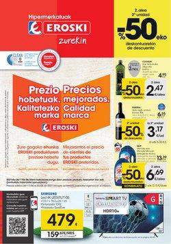 Ofertas de Eroski en el catálogo de Eroski ( 8 días más)