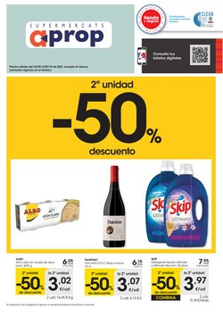 Ofertas de Hiper-Supermercados en el catálogo de Eroski ( Publicado ayer)