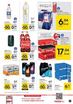 Ofertas de Red Bull en el catálogo de Eroski ( Caduca hoy)