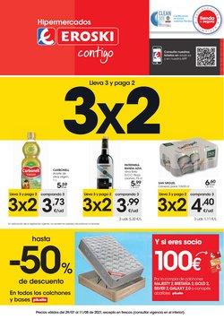 Ofertas de Hiper-Supermercados en el catálogo de Eroski ( 11 días más)