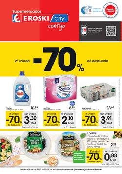 Ofertas de Hiper-Supermercados en el catálogo de Eroski ( 3 días más)