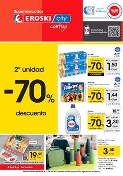 Ofertas de Hiper-Supermercados en el catálogo de Eroski ( 4 días más)