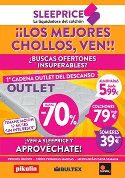 Ofertas de Hiper-Supermercados en el catálogo de Sleeprice en Palma de Mallorca ( 9 días más )