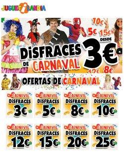 Ofertas de Juguetilandia  en el folleto de Málaga