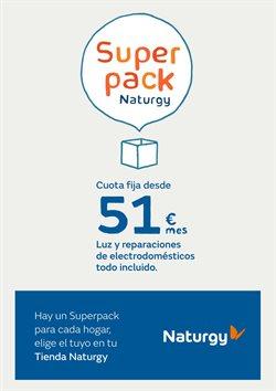 Ofertas de Bancos y seguros  en el folleto de Naturgy en Utebo