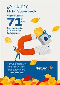 Ofertas de Hogar y muebles  en el folleto de Naturgy en San Juan de Aznalfarache