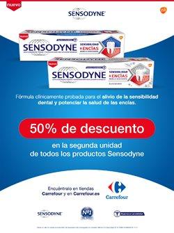 Ofertas de Salud y ópticas  en el folleto de Sensodyne en Pinto