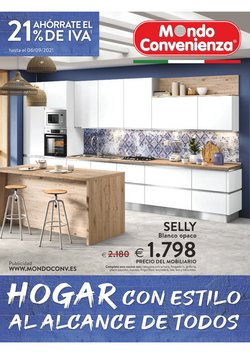 Catálogo Mondo Convenienza ( Más de un mes)