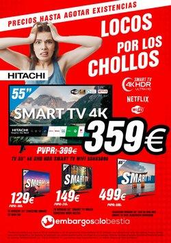 Ofertas de Hitachi en Embargos a lo bestia