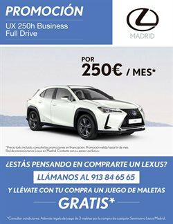 Ofertas de Coches, Motos y Recambios en el catálogo de Lexus en Móstoles ( 17 días más )
