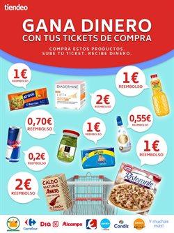 Ofertas de Hiper-Supermercados  en el folleto de Nuevo: Cupones Reembolso en Miranda de Ebro