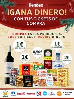 Ofertas de CashbackTiendeo  en el folleto de Portugalete