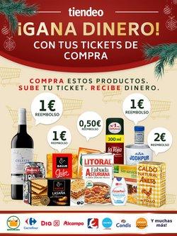 Ofertas de CashbackTiendeo  en el folleto de Madrid
