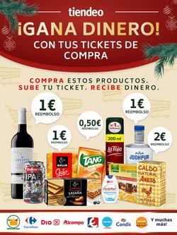 Ofertas de Hiper-Supermercados  en el folleto de CashbackTiendeo en Cantalejo