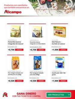 Catálogo CashbackTiendeo en Alcantarilla ( 7 días más )