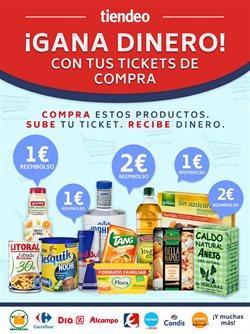 Ofertas de Hiper-Supermercados en el catálogo de CashbackTiendeo en Aldaia ( 11 días más )