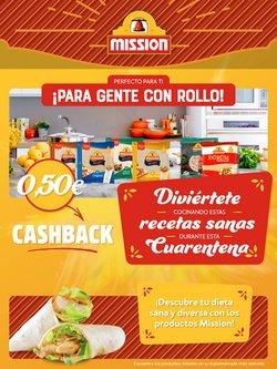 Catálogo CashbackTiendeo en Sevilla ( 4 días más )