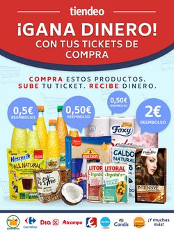 Ofertas de Hiper-Supermercados en el catálogo de CashbackTiendeo en Albal ( Caduca mañana )