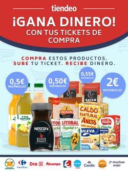 Ofertas de Hiper-Supermercados en el catálogo de CashbackTiendeo en Valladolid ( 3 días publicado )