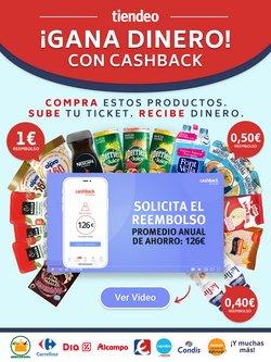 Catálogo CashbackTiendeo ( Publicado ayer )