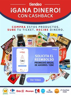Catálogo CashbackTiendeo en L'Hospitalet de Llobregat ( Publicado hoy )