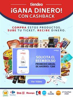 Catálogo CashbackTiendeo en Tarragona ( 11 días más )