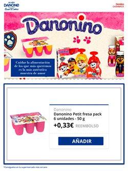 Ofertas de Yogur infantil en CashbackTiendeo