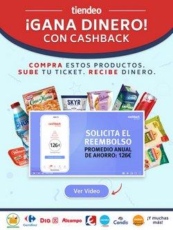 Catálogo CashbackTiendeo ( Caduca mañana)