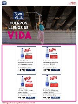 Ofertas de Font Vella en el catálogo de CashbackTiendeo ( Caduca hoy)