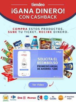 Catálogo CashbackTiendeo ( 8 días más)