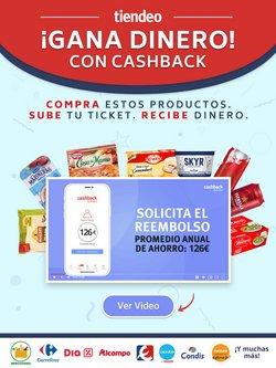 Catálogo CashbackTiendeo ( Publicado ayer)