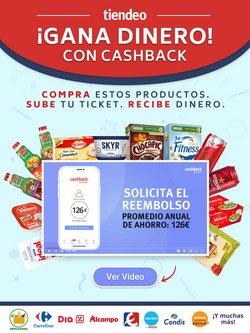 Catálogo CashbackTiendeo ( 3 días más)