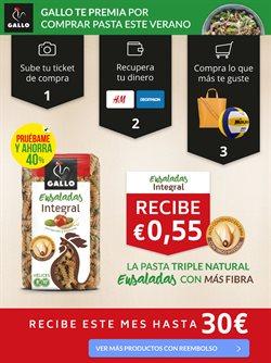 Ofertas de gallo  en el folleto de Madrid