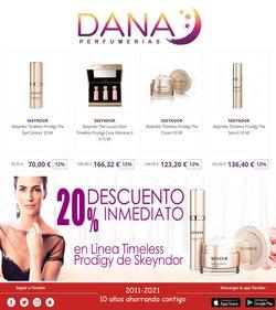 Catálogo Dana Perfumerías ( 14 días más)