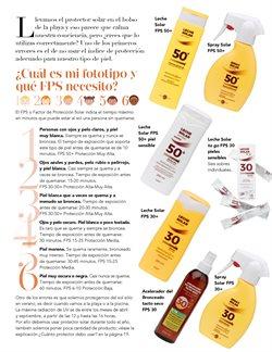 Ofertas de Protector solar  en el folleto de Mercadona en Madrid