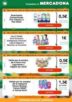 Ofertas de Arroz, pasta y legumbres  en el folleto de Mercadona en Zamora
