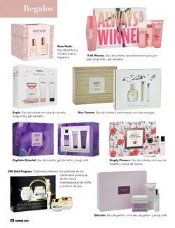 Ofertas de Perfumes  en el folleto de Mercadona en Jerez de la Frontera