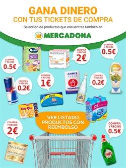 Ofertas de Hiper-Supermercados  en el folleto de Mercadona en Huelva