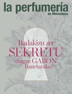 Ofertas de Mercadona  en el folleto de Basauri